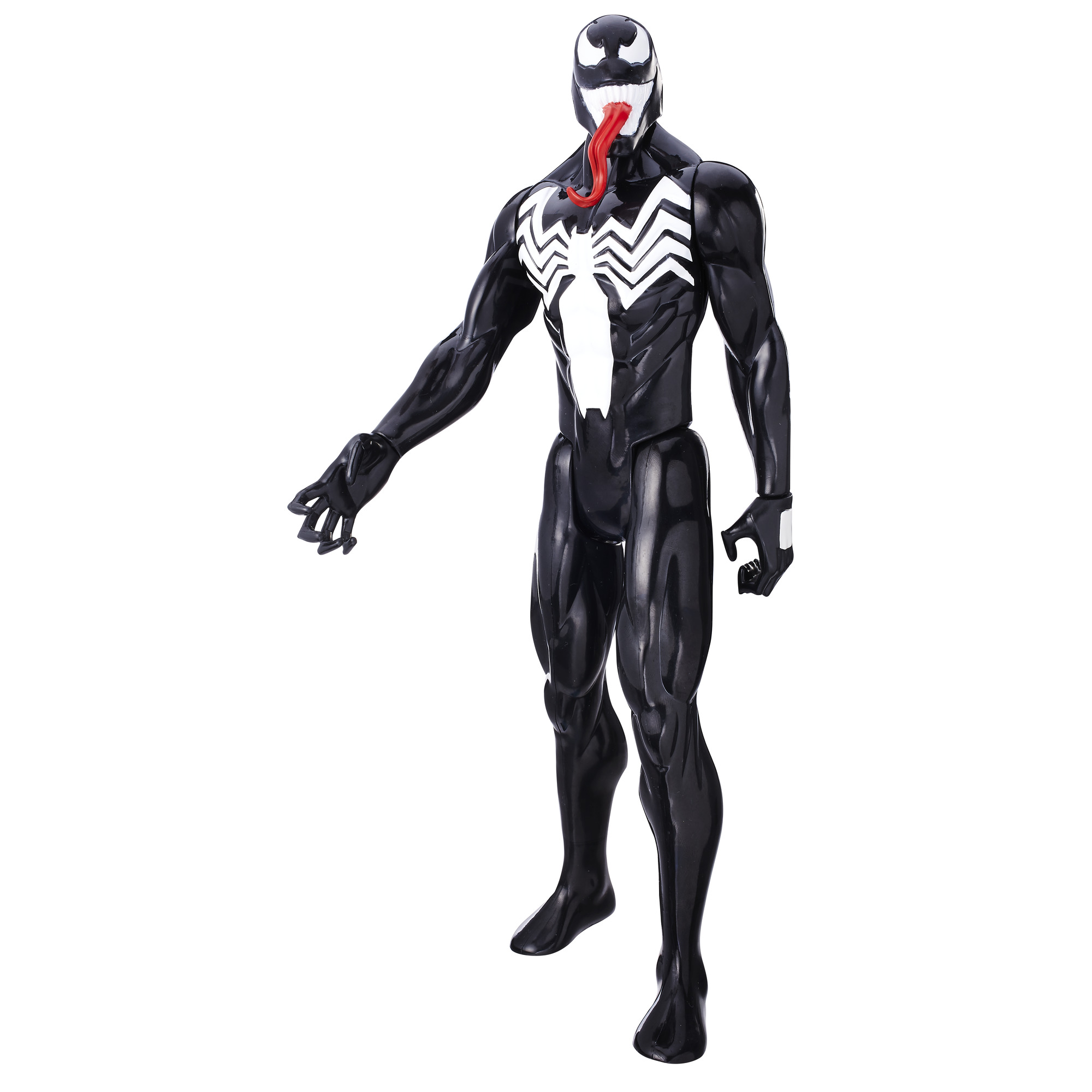 Spider-Man Titan Hero Series 12-inch Venom Figure by Hasbro