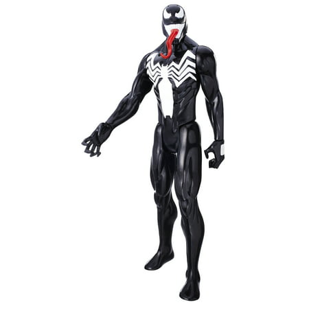 Spider-Man Titan Hero Series 12-inch Venom - Spiderman Venom Mask