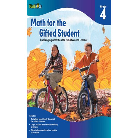 Math for the Gifted Student, Grade 4 : Challenging Activities for the Advanced Learner (Halloween Maths Activity Sheets)