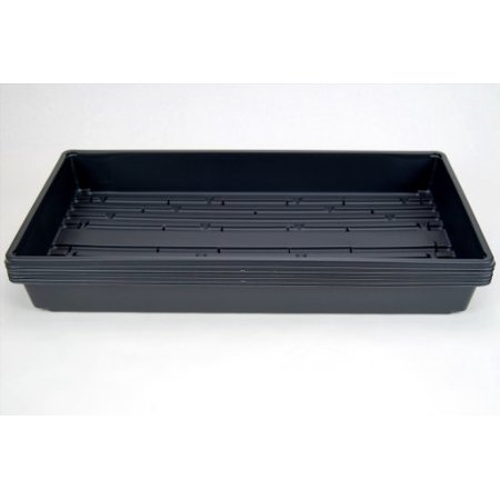 Grow Tray (5 Plant Growing Trays (WITH Drain Holes) - 20