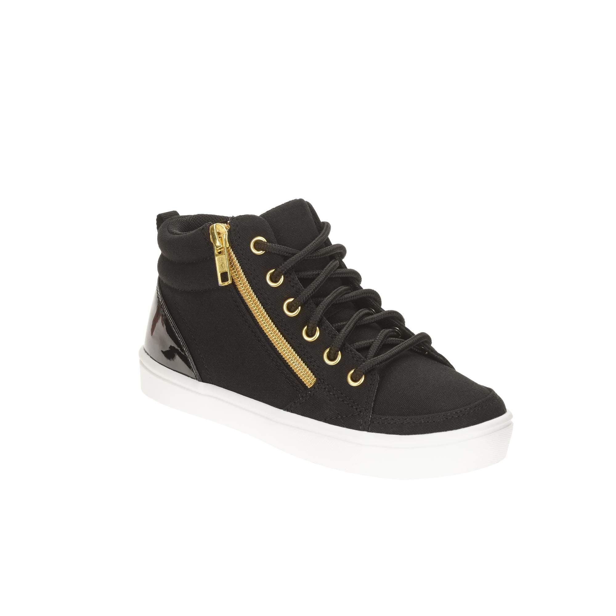Girls' Side-Zip Athletic Shoe