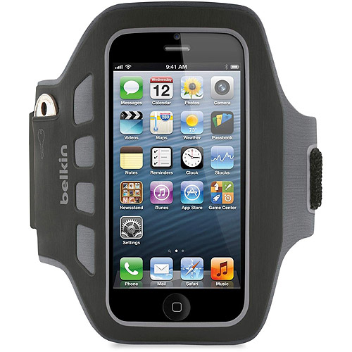 Belkin Ease-fit Armband For Iphone 5 - B