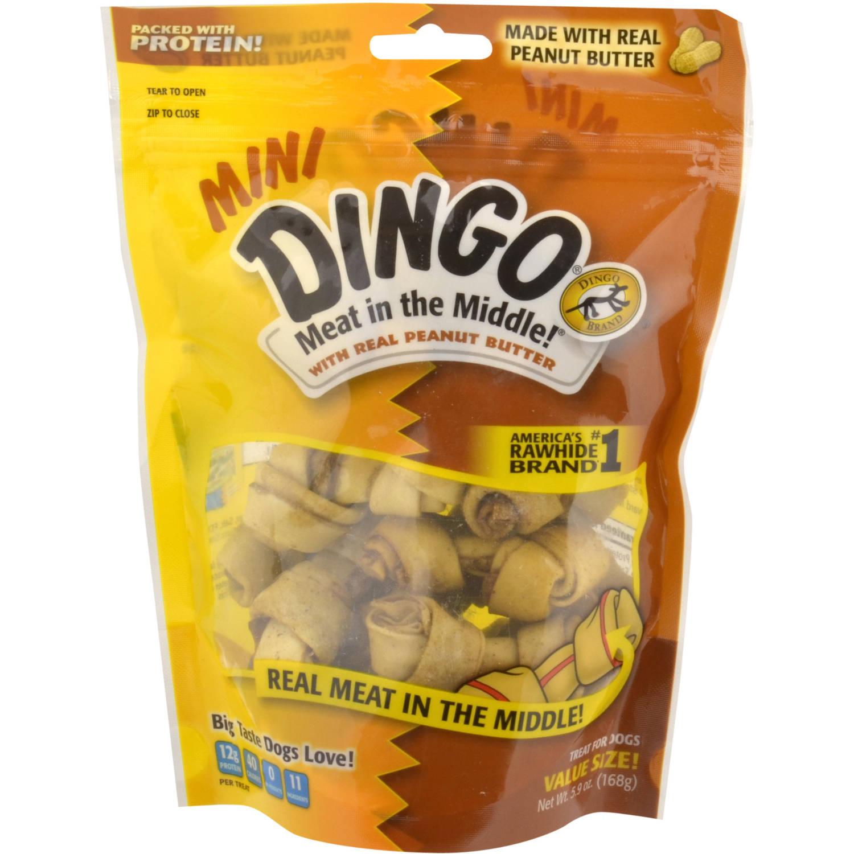 Dingo 14-Pack Peanut Butter Minibone