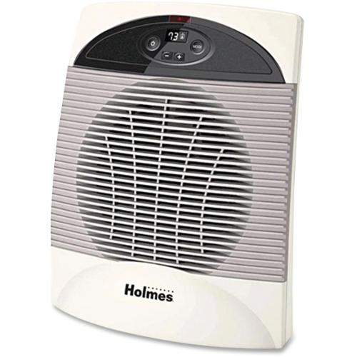 Holmes HEH8031-NUM Energy-saving Heater Fan - Electric - 1.50 kW - 2 x Heat Settings - 1500 W - White