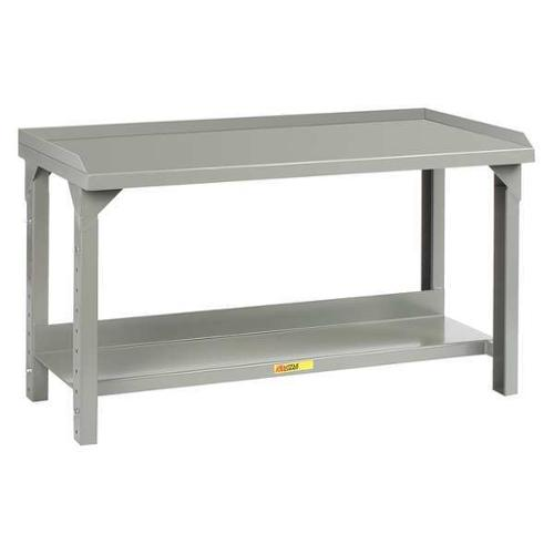 LITTLE GIANT WSL2-2460-AH Workbench,4500lb. Capacity,60inWx24inD G0470200