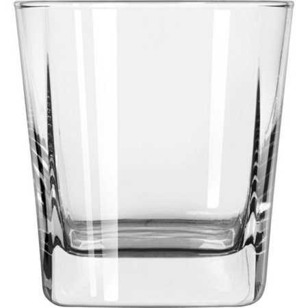 - Libbey Quartet Square Base Rocks Glass 12 oz (07-1948) Category: Rocks Glasses