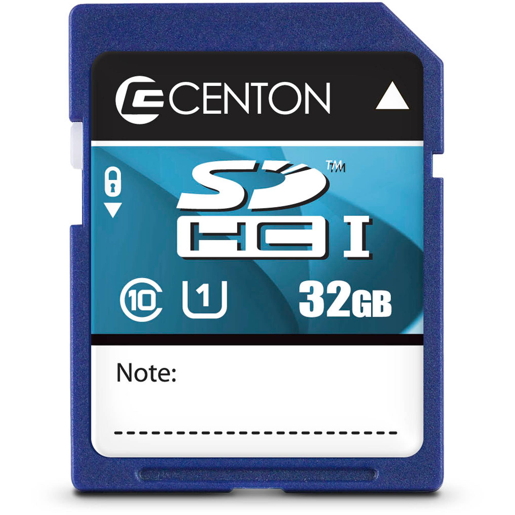Centon 32GB SD Card