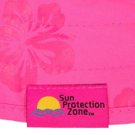 8413d912d80ba Sun Protection Zone - 2pk Kids Safari Child Sun Hat Protective Zone UPF 50+  Child Block UV Rays Shade 938151 - Walmart.com