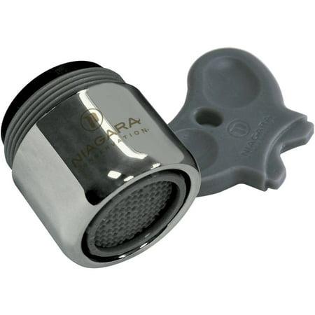 Niagara Conservation High Efficiency 1 0 Gpm Bathroom Faucet Aerator