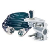 TruckSpec BAK5600 Build-A-Kit Single Antenna Mount & 18 ft. RG58A / U Cable System