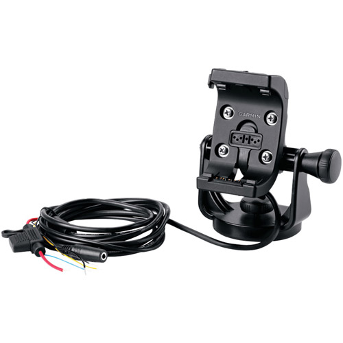 Garmin 010-11654-06 Marine Mount with Power Cable for Montana Series