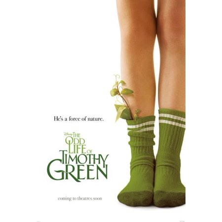 Odd Life Of Timothy Green Mini Poster 11Inx17In
