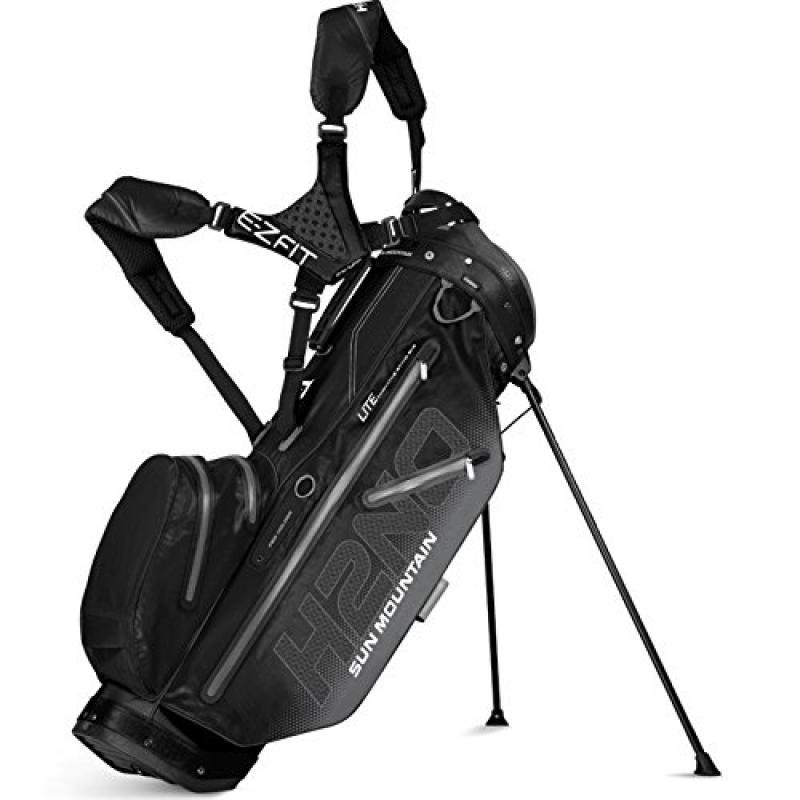 Sun Mountain H2NO Lite Stand bag 2016 Black