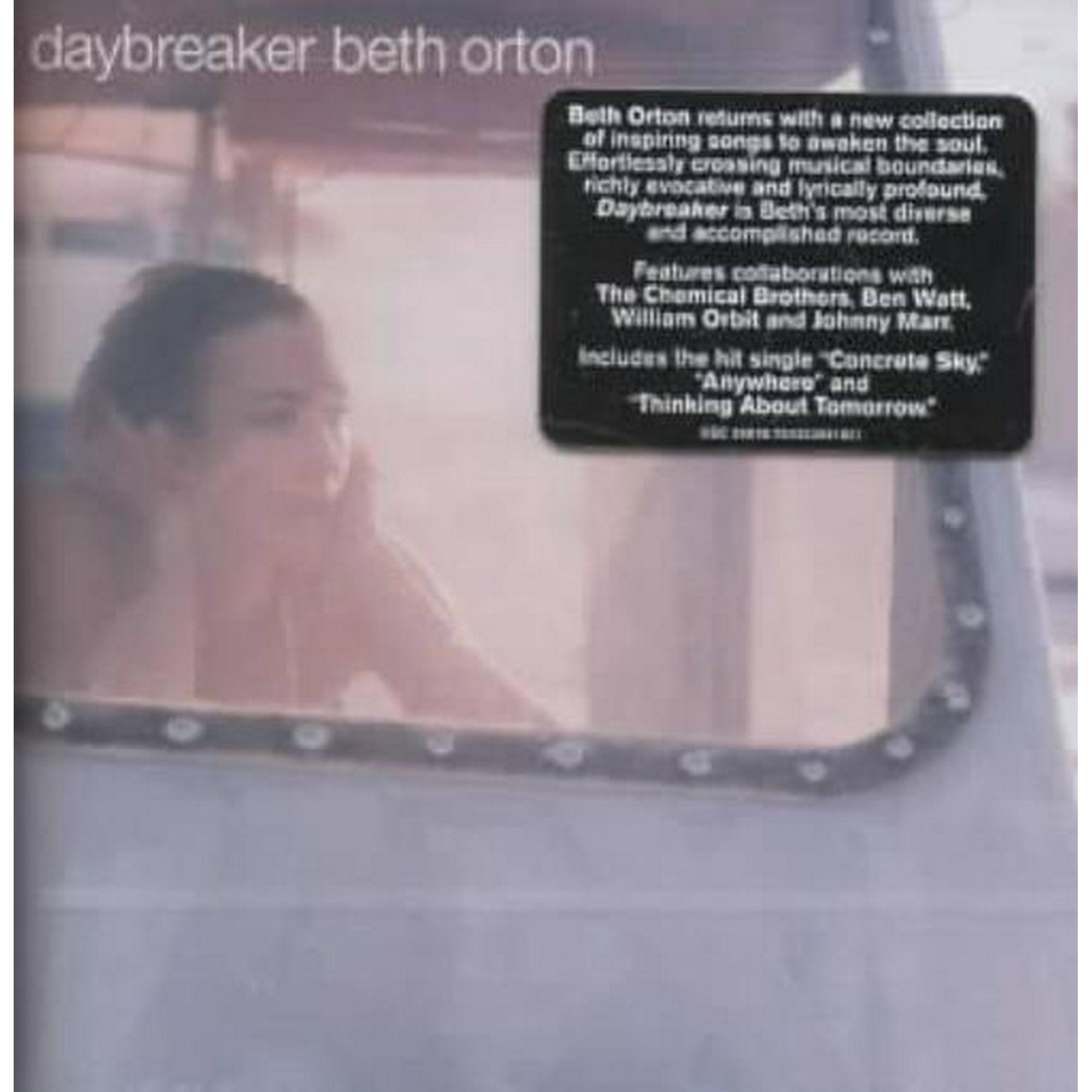 Beth Orton Daybreaker CD | Walmart Canada