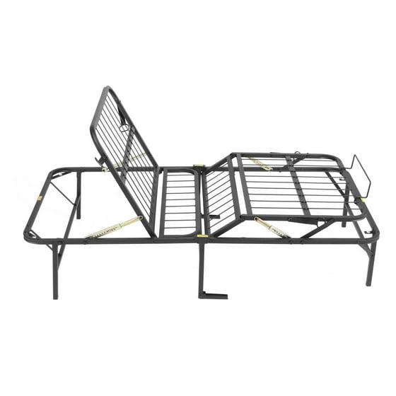 Pragma Simple Adjust Bed Frame Head And Foot Multiple Sizes