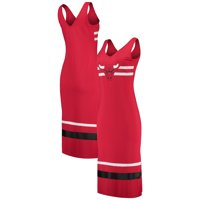 Chicago Bulls G-III 4Her by Carl Banks Women's Maxi Dress - Red/Black