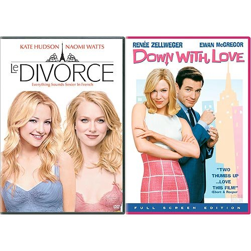 Le Divorce / Down With Love (Widescreen)