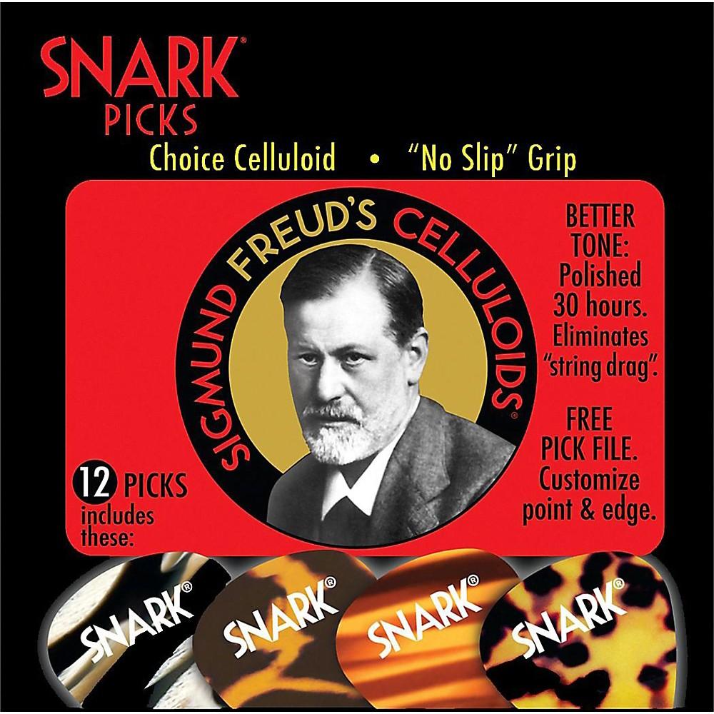 Snark Sigmund Freud Celluloid Guitar Picks .88 mm 12 Pack