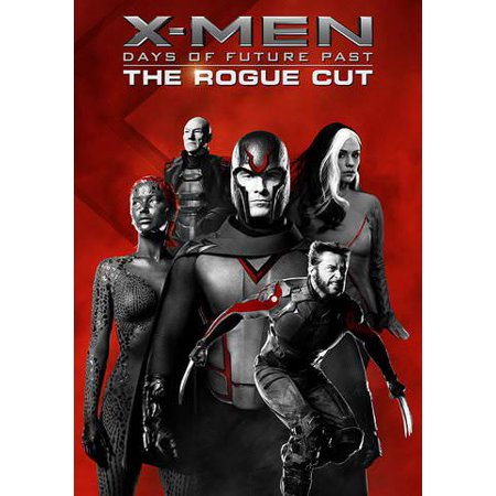 X-Men: Days of Future Past (The Rogue Cut) (Vudu Digital Video on (X Men Days Of Future Past Date)
