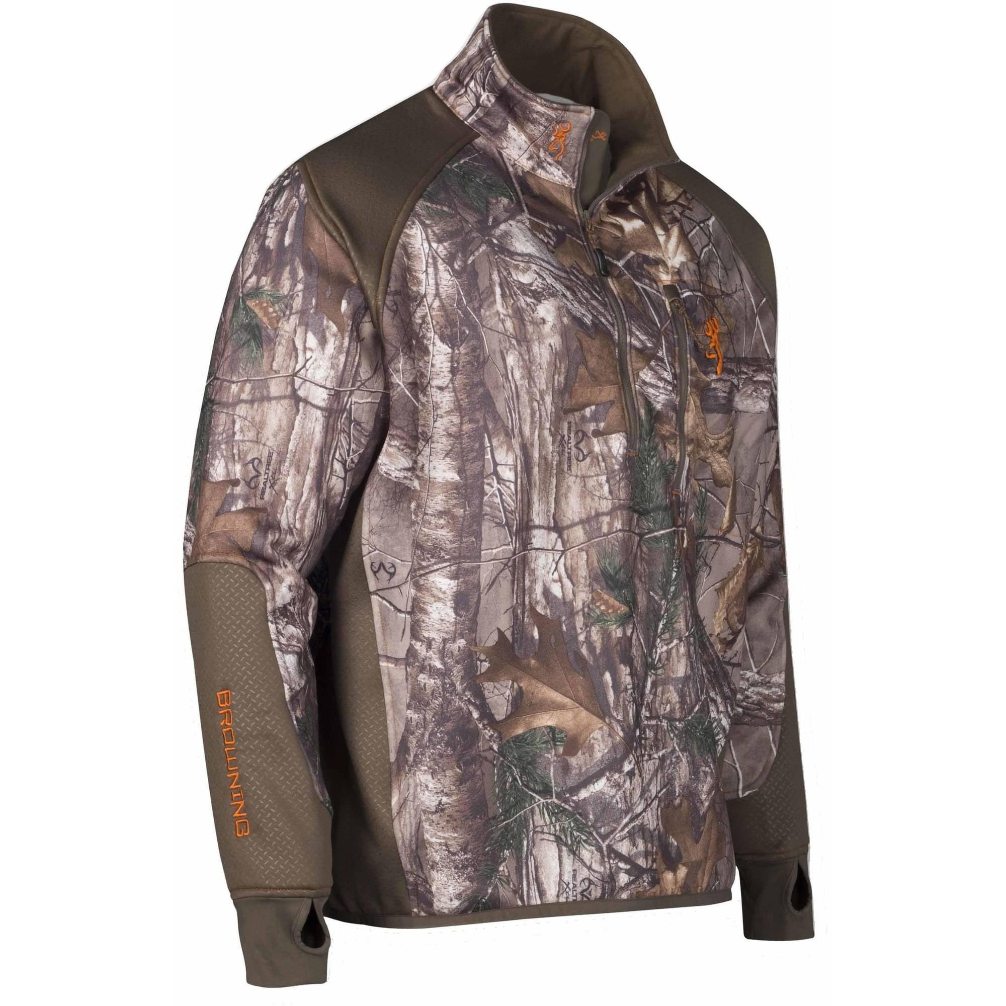 Hell's Canyon Performance Fleece 1/4 Zip Jacket