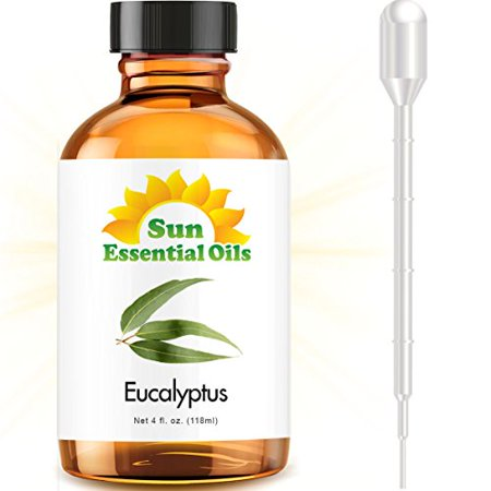 Eucalyptus (Large 4oz) Best Essential Oil (Best E Cig For Weed Oil)