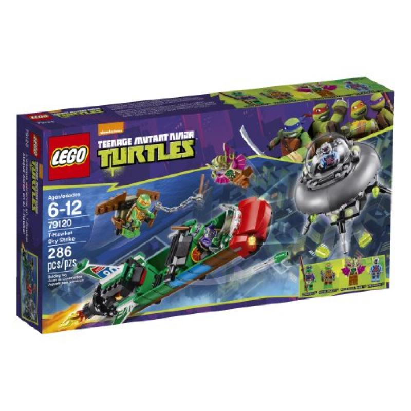 LEGO Teenage Mutant Ninja Turtles T-Rawket Sky Strike (79120)
