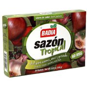 Badia Tropical Flavor Packets, 3.52 oz (Pack of 15)
