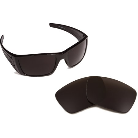 SEEK Replacement Lenses Compatible with OAKLEY Fuel Cell Polarized Black