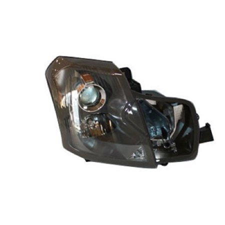 Go-Parts OE Replacement for 2003 - 2007 Cadillac CTS Front Headlight Assembly Housing / Lens / Cover - Right (Passenger) Side 15826014 GM2503242 Replacement For Cadillac CTS ()