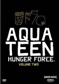 Aqua Teen Hunger Force: Volume Two (DVD) by WARNER HOME VIDEO