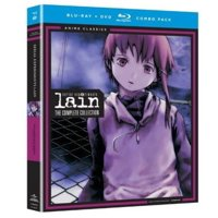 Serial Experiments Lain: Complete Series - Classic (Blu-ray + DVD)
