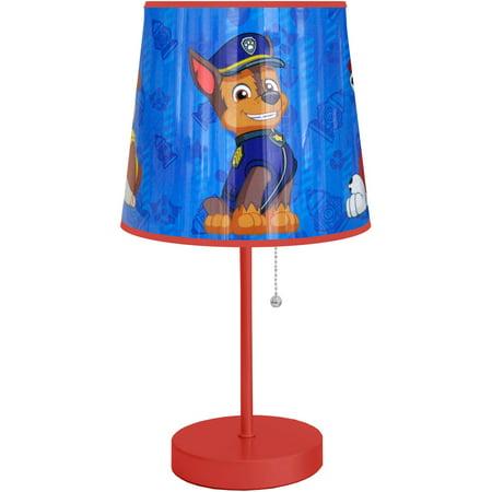 Paw Patrol Lampe : nickelodeon paw patrol table lamp ~ Whattoseeinmadrid.com Haus und Dekorationen