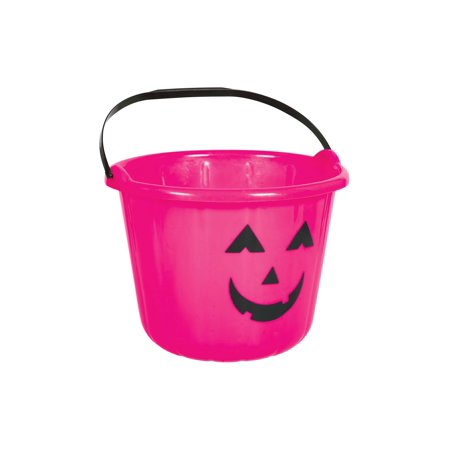- Pink Pumpkin Treat Bucket