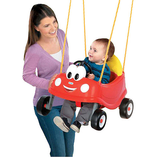 Little Tikes Cozy Coupe First Swing by MGA Entertainment