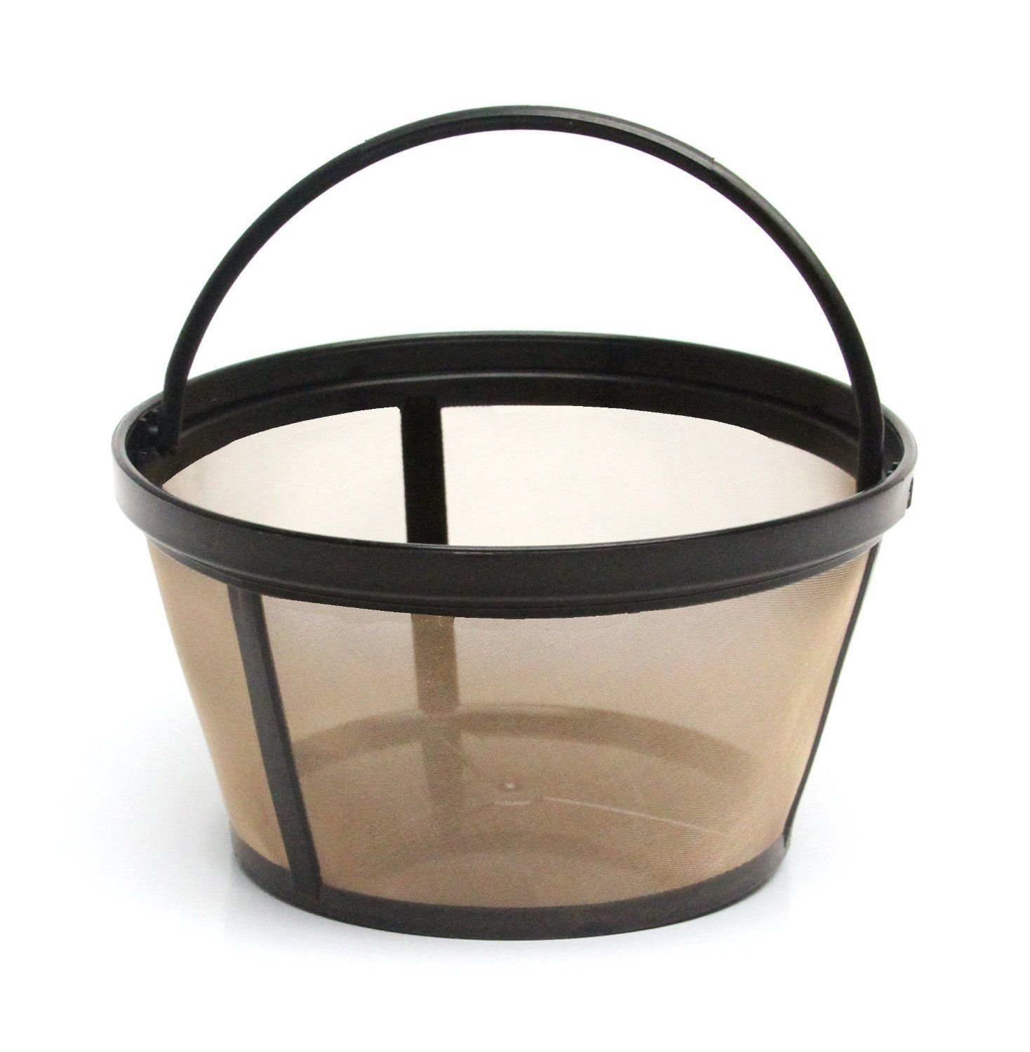 4-Cup Basket Style Permanent Coffee Filter for Mr. Coffee 4 Cup Coffeemakers by