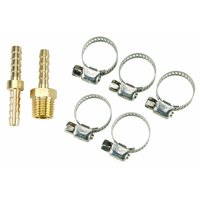 1/4 in. Standard Air Hose Repair Kit 7 Pc