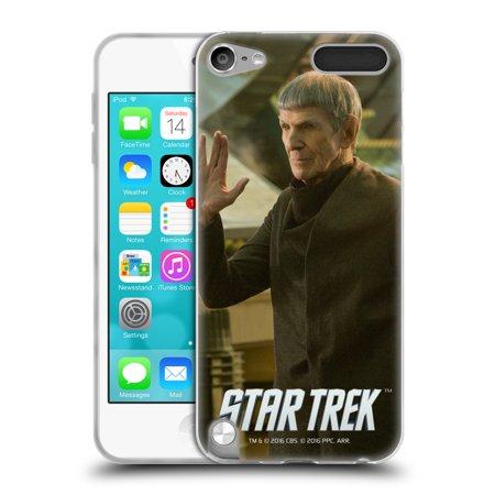 OFFICIAL STAR TREK MOVIE STILLS REBOOT XI SOFT GEL CASE FOR APPLE IPOD TOUCH (Dvd Apple Ipod)