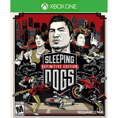 Sleeping Dogs: Definitive Edition (Xbox One) - Pre-Owned
