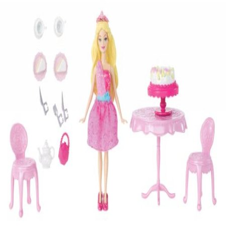 Barbie: The Princess and the Popstar Mini Tori Doll Play