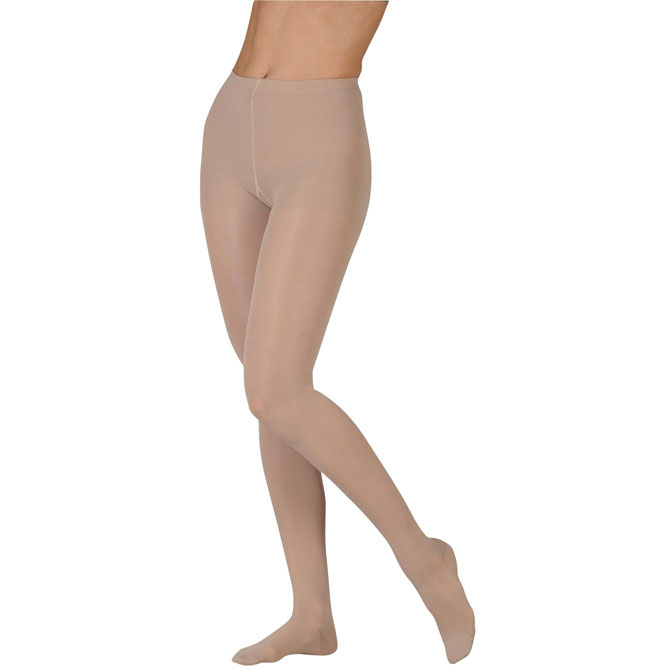 Juzo 4411 Basic Open Toe Pantyhose - 20-30 mmHg  Reg JUZO4411AT-P