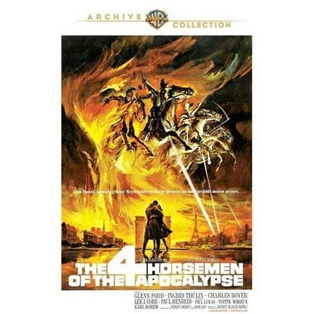 The Four Horsemen Of The Apocalypse (DVD) (X Men Four Horsemen Of The Apocalypse)