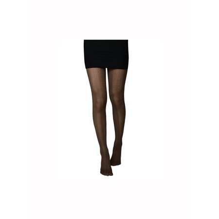 Women Novelty Geometric Pattern Stretchy Thin Pantyhose