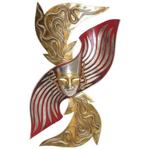 Ivrea Carnivale Wall Mask Design Toscano Carnivale Mask  Venetian  Venetian Mask
