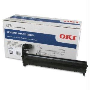 Okidata Oki Black Drum For C831dn, C831n, Mc873dn, Mc873dnc, Mc873dnx - 30k Image Drum - Okidata Oki Image Drum