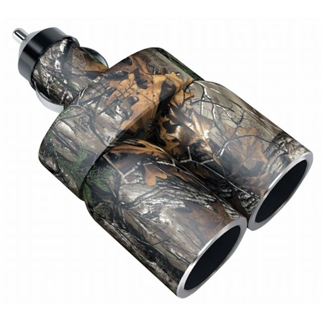 C Accessories Realtree 12V Twin Socket