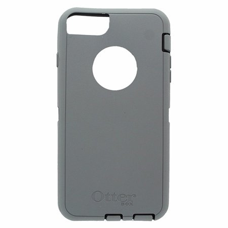 brand new e3a53 b85d4 OtterBox Defender Replacement Silicone for iPhone 6 Plus 6S Plus Gray