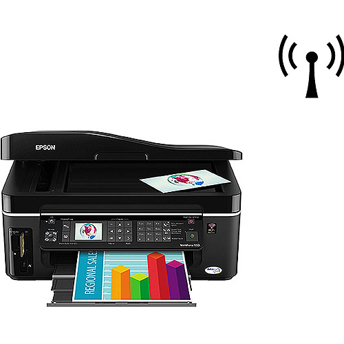 epson workforce 600 wireless all in one multifunction printer rh walmart com Epson Workforce 615 Epson Workforce 610