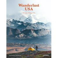 Wanderlust USA (Hardcover)
