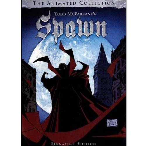 Todd McFarlane's Spawn: The Animated Collection (Full Frame)