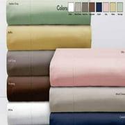 Elle 1000 Thread Count Cotton Rich Pinstripe Sheet Set